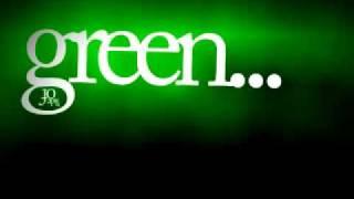 Green by Ken Nordine
