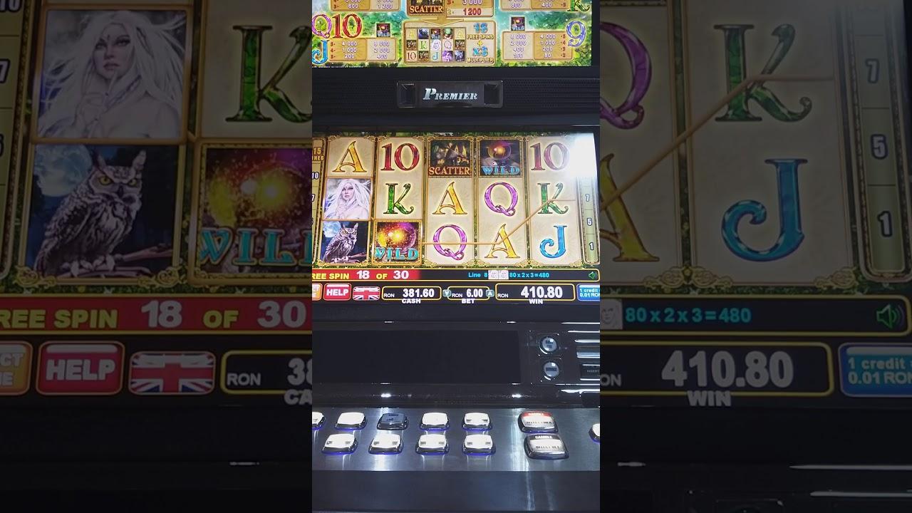 Witches Charm Slot Machine