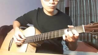 [Tô Minh Đức] Ký ức mùa đông guitar cover fingerstyle