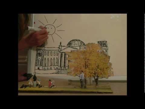 Manchester school of Architecture - Polly Clements - Berlin Pop Up Film