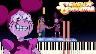 Found - Steven Universe: The Movie | Piano Tutorial (Synthesia)