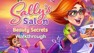 Скачать Sally S Salon Beauty Secrets Level 1 1 HD