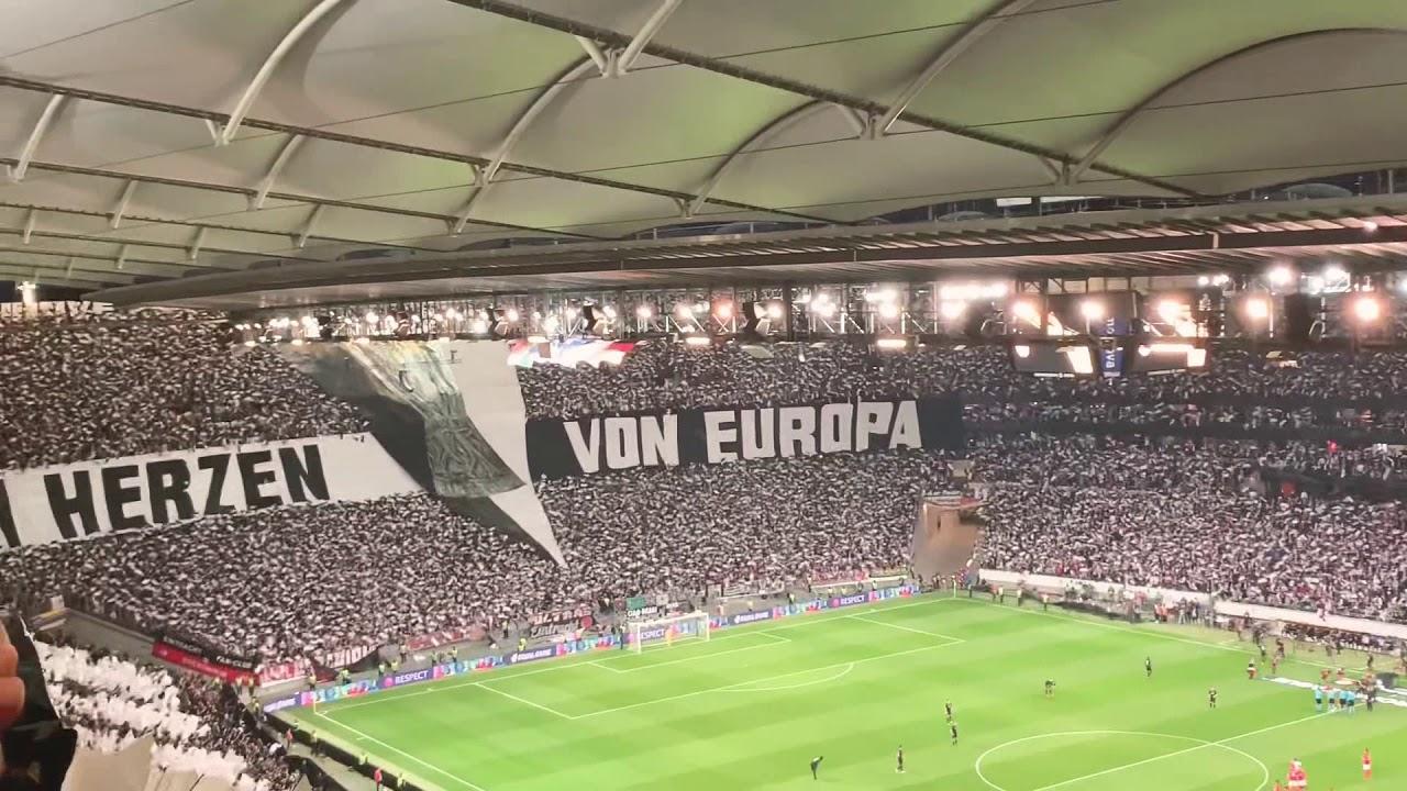 Fangesänge Eintracht Frankfurt