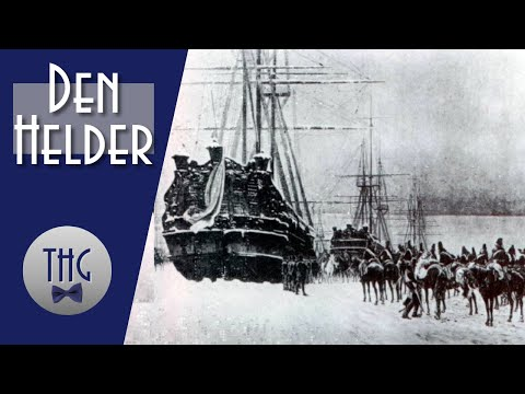 Den Helder: The Surrender of a Dutch Fleet to French Cavalry