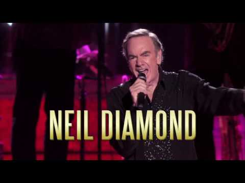 Neil Diamd 50th Anniversary Tour