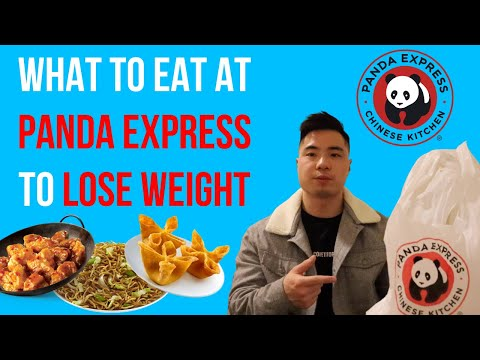 What to Eat at Panda Express to LOSE WEIGHT | Restaurant Diet Series | Episode 2