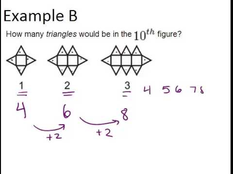 Inductive Reasoning: Examples (Geometry Concepts) - YouTube