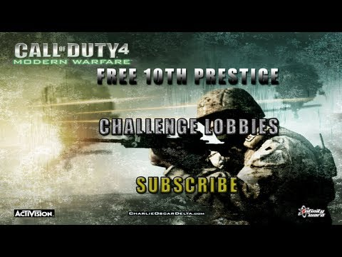 FREE COD 4 MOD MENU (NO JAILBREAK NEEDED) VOICE TUTORIAL + DOWNLOAD LINK