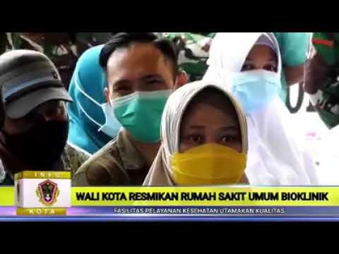 Walikota Gorontalo Meresmikan Rumah Sakit Bioklinik