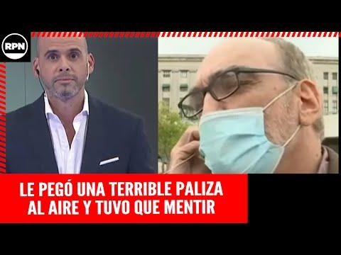 Fernando Iglesias sopapeado por Julián Guarino