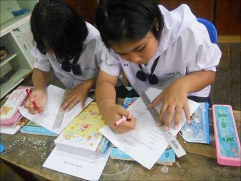 สำนวนไทย  สุภาษิตและคำพังเพย.wmv