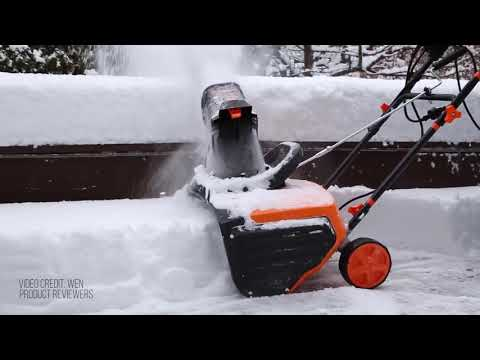 BEST SNOW BLOWERS 2019 - TOP 10 SNOW BLOWER 2019