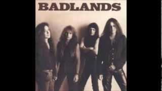 Badlands - Jades Song (1989)