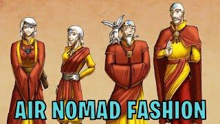 Air Nomad Fashion (Avatar)