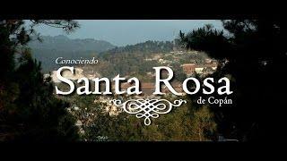 Conociendo Santa Rosa de Copán.