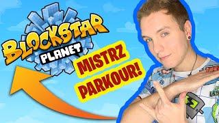 Jestem MISTRZEM skakania! | Block Star Planet #01