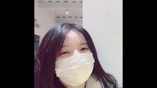 200221 구구단 gugudan 샐리 SALLY 刘些宁 @ Yizhibo Live (Part 2 of 2)
