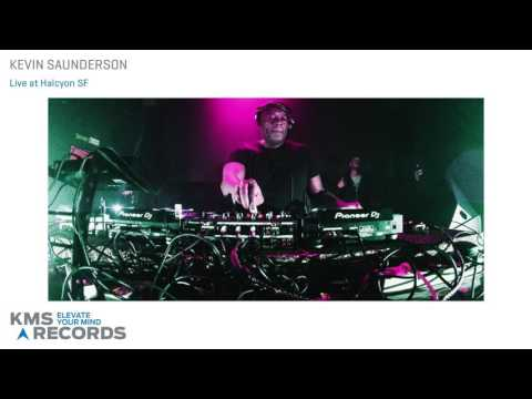 Kevin Saunderson - Live Set At Halcyon SF 2017