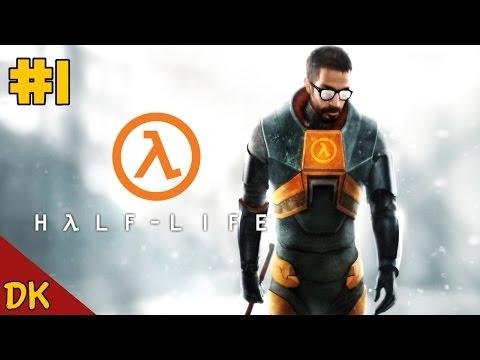 하프라이프 #1, 장비를 정지합니다. 정지하겠습니다. (Half-Life) - 똘킹 게임영상