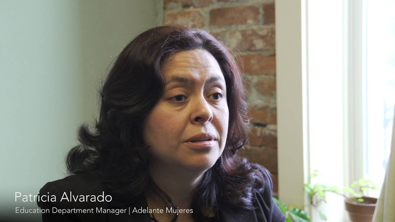 Adelante Mujeres Supports Latina Girls And Women With Chicas And Espere