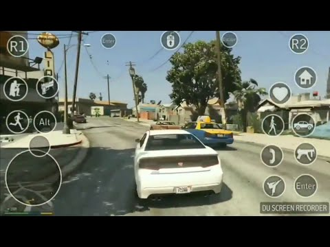How To Download GTA5 Android   N64 Emulator   APK+DATA 3.2Gb   GTA 5 On Android   Game Zone