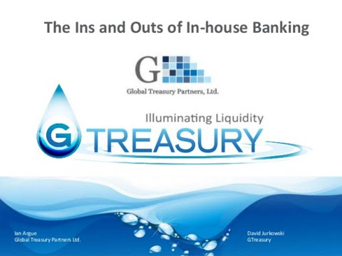 The Ins & Outs of In-house Banking