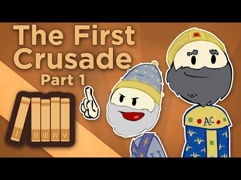 Europe : The First Crusade - I: The People's Crusade - Extra History