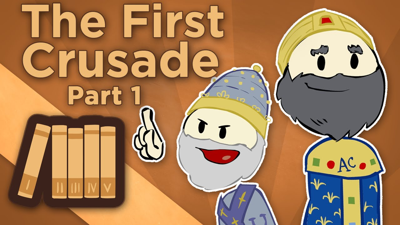 Europe: The First Crusade - The People's Crusade - Extra History - #1 - YouTube
