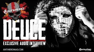 Interview with Deuce (formerly of Hollywood Undead)