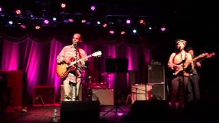 Alex Bleeker and The freaks Live at the Brooklyn Bowl