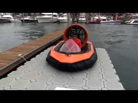Renegade Hovercraft – Anytime, Anywhere