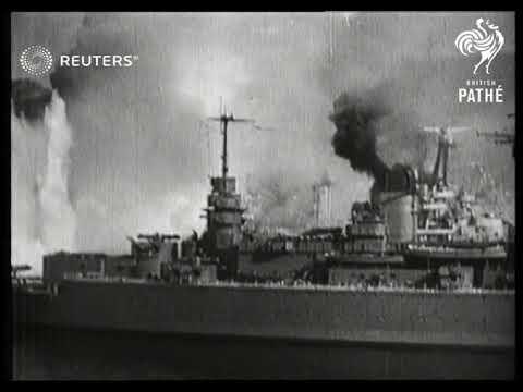 RN destroys French fleet at Battle of Oran (1940)