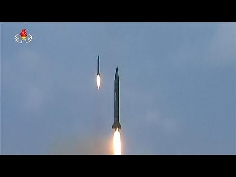 North Korea Releases Video of Latest Missile Launch