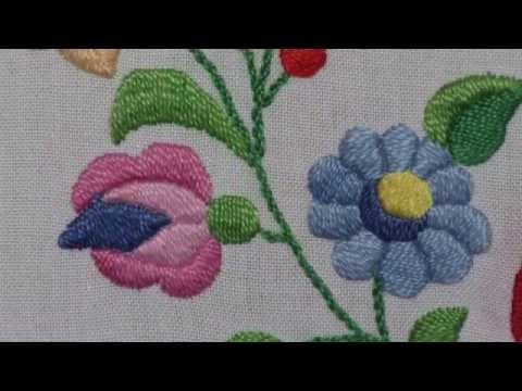 Hungarian Art - Embroidery
