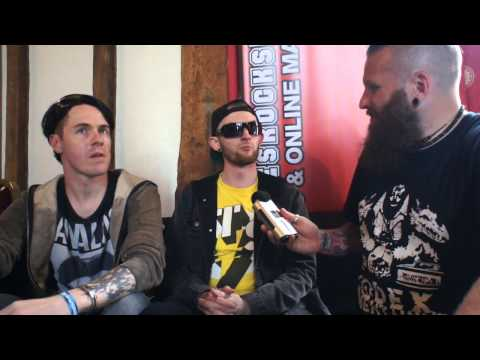 Protafield Interview Sonisphere Festival 2014