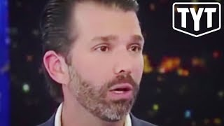 Trump Jr. Proves How Stupid He Is