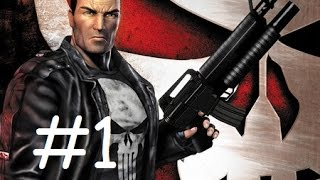 The Punisher: Mission 1 - Crackhouse