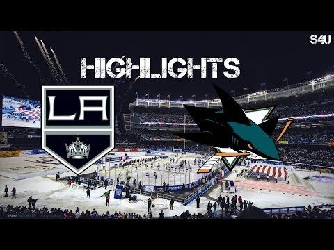 Sport4U | Los Angeles Kings vs San José Sharks | Stanley Cup Playoffs 2014 | Highlights [HD]