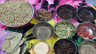 Garam Masala |ఆరు నెలలు నిల్వ ఉండే గరం మసాలా కేవలం 15 టూ 20 మినిట్స్ లో చేసేయండి