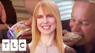 Multi-Millionaire Feeds Loved Ones Cat Food To Save Money | Extreme Cheapskates