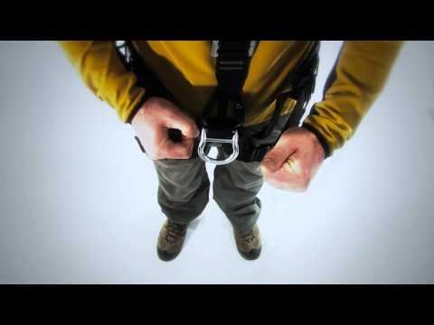 Working harness. / Pracovní postroj.