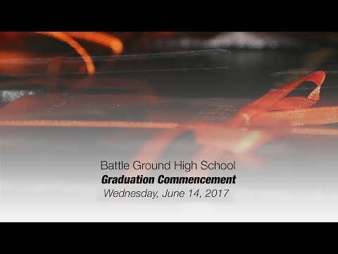 Battle Ground High School Graduation Commencement 2017