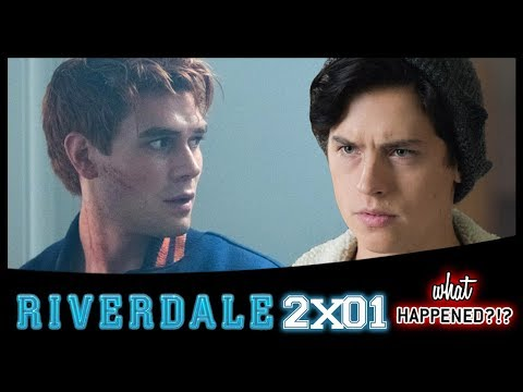 RIVERDALE 2x01 Recap: Fred's Fate Revealed & Another Death? 2x02 Promo | What Happened?!?