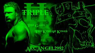 Triple H - My Higher Brain Pattern (Remix) (HD)