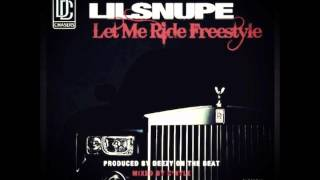 Lil Snupe   Let Me Ride Freestyle) (RNIC 2)