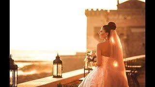 Свадебная выездная церемония в Италии