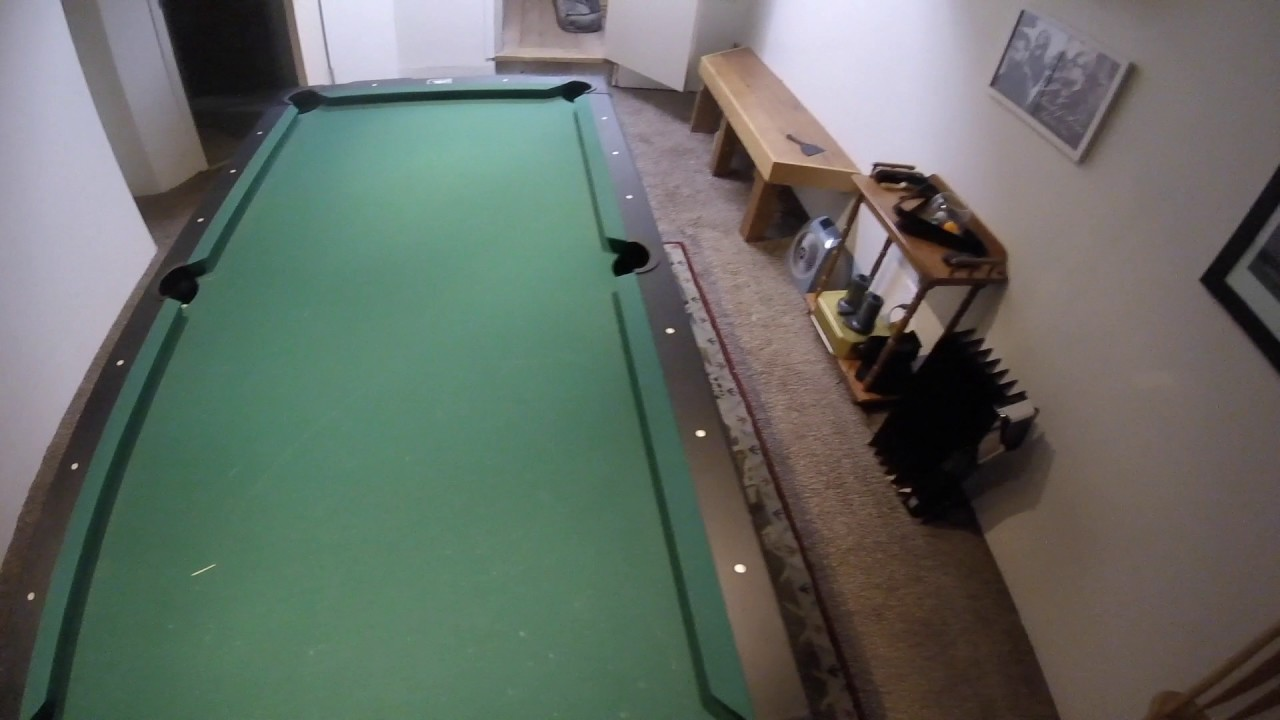 Converting The Ping Pong And Pool Table YouTube - Billiards ping pong table