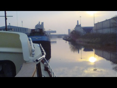 Dutch Barge Delivery Skipper - Lyneve - Humber To France