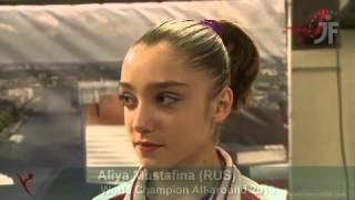 ALIYA MUSTAFINA  RUS