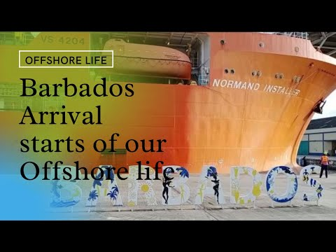 Offshore Life  - Arrival at Barbados video